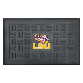 Louisiana State University  Medallion Door Mat