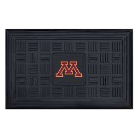 University of Minnesota Medallion Door Mat Door Mats
