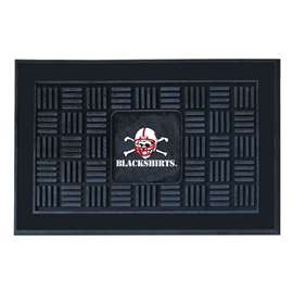 University of Nebraska  Medallion Door Mat