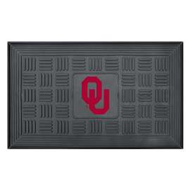 University of Oklahoma  Medallion Door Mat