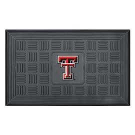 Texas Tech University Medallion Door Mat Door Mats