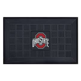 Ohio State University Medallion Door Mat Door Mats