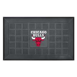 NBA - Chicago Bulls Medallion Door Mat Door Mats