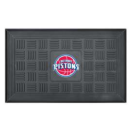 NBA - Detroit Pistons Medallion Door Mat Door Mats