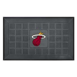 NBA - Miami Heat  Medallion Door Mat