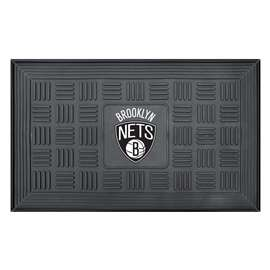 NBA - Brooklyn Nets  Medallion Door Mat