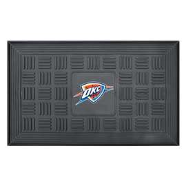 NBA - Oklahoma City Thunder Medallion Door Mat Door Mats