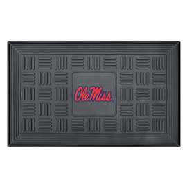 University of Mississippi (Ole Miss)  Medallion Door Mat