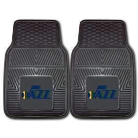 NBA - Utah Jazz 2-pc Vinyl Car Mat Set Front Car Mats