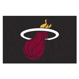 NBA - Miami Heat  Starter Mat Mat, Rug , Carpet