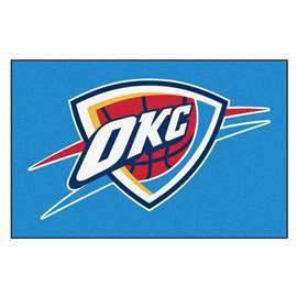 NBA - Oklahoma City Thunder Starter Mat Rectangular Mats
