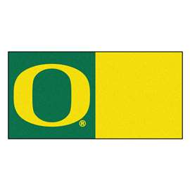 University of Oregon  Team Carpet Tiles Rug, Carpet, Mats