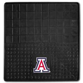 University of Arizona Heavy Duty Vinyl Cargo Mat Trunk Mats