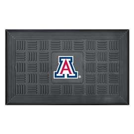 University of Arizona Medallion Door Mat Door Mats