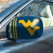 West Virginia University  Small Mirror Cover Car, Truck