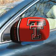 Texas Tech University  Small Mirror Cover Car, Truck
