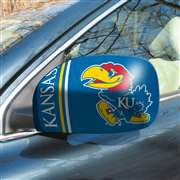 University of Kansas  Small Mirror Cover Car, Truck