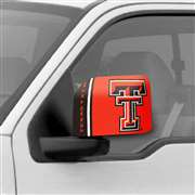 Texas Tech University  Large Mirror Cover Car, Truck