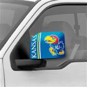 University of Kansas  Large Mirror Cover Car, Truck
