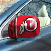 University of Utah  Small Mirror Cover Car, Truck