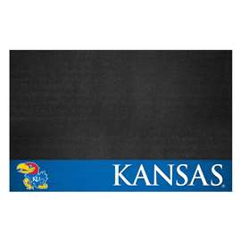 University of Kansas Grill Mat Tailgate Accessory