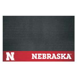University of Nebraska  Grill Mat