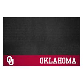University of Oklahoma  Grill Mat