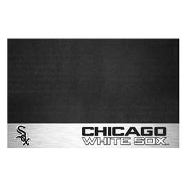 "MLB - Chicago White Sox Grill Mat 26""x42""  Grill Mat"
