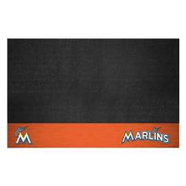 MLB - Miami Marlins Grill Mat Tailgate Accessory