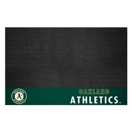"MLB - Oakland Athletics Grill Mat 26""x42""  Grill Mat"