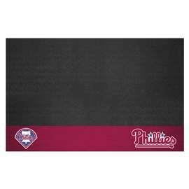 MLB - Philadelphia Phillies Grill Mat Tailgate Accessory