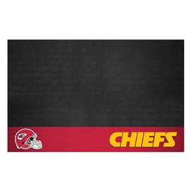 NFL - Kansas City Chiefs Grill Mat Tailgate Accessory