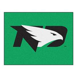 University of North Dakota  All Star Mat Rug Carpet Mats