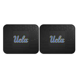 University of California - Los Angeles (UCLA)  2 Utility Mats Rug Carpet Mat