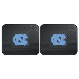 University of North Carolina - Chapel Hill 2 Utility Mats Rear Car Mats
