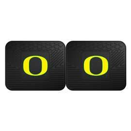 University of Oregon  2 Utility Mats Rug Carpet Mat