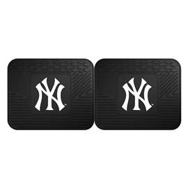 "MLB - New York Yankees 2-pc Utility Mat 14""x17""  2 Utility Mats"
