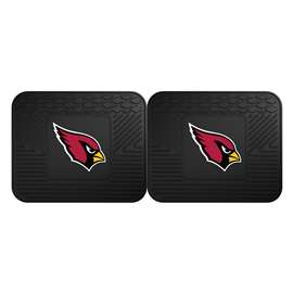NFL - Arizona Cardinals 2 Utility Mats Rear Car Mats