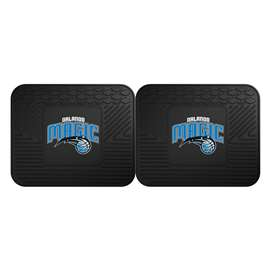 NBA - Orlando Magic 2 Utility Mats Rear Car Mats