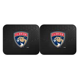 NHL - Florida Panthers Rug Carpet Mat 14 X 17 Inches