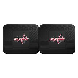 NHL - Washington Capitals Rug Carpet Mat 14 X 17 Inches