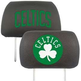 NBA - Boston Celtics  Head Rest Cover Car, Truck