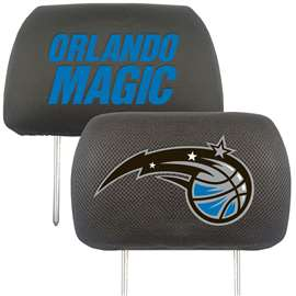 NBA - Orlando Magic Head Rest Cover Automotive Accessory