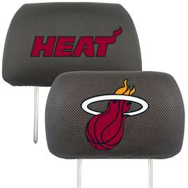 NBA - Miami Heat  Head Rest Cover Car, Truck