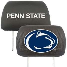 Penn State Head Rest Cover Automotive Accessory