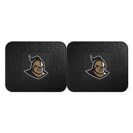 University of Central Florida  2 Utility Mats Rug Carpet Mat