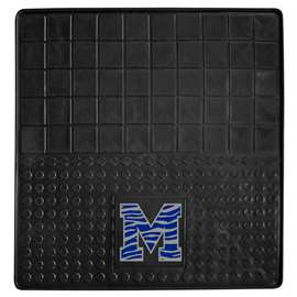 University of Memphis Heavy Duty Vinyl Cargo Mat Trunk Mats
