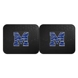 University of Memphis 2 Utility Mats Rear Car Mats