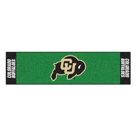 University of Colorado Putting Green Mat Golf Accessory