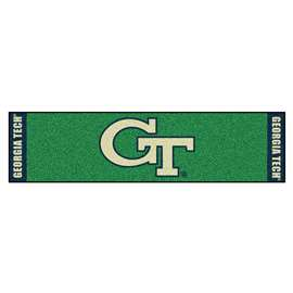 Georgia Tech  Putting Green Mat Golf